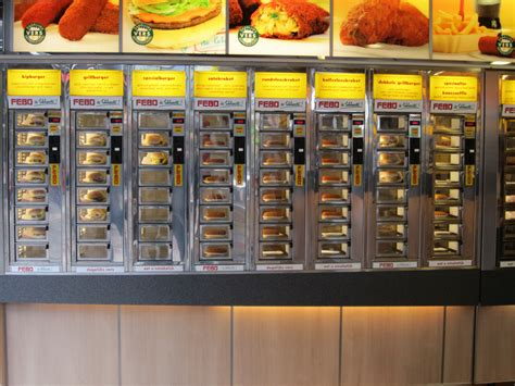 cuisine maghr饕ine file febo food vending machine jpg wikimedia commons