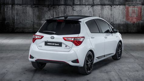 Toyota Yaris 2019 by 2019 Toyota Yaris Gr Sport Facelift Thecarsspy