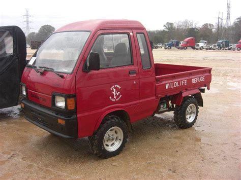 1997 Daihatsu S80lp Jumbo Hijet Mini Truck
