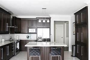 dark brown kitchen cabinets 2090
