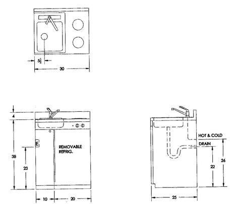 ada kitchen sink cabinet