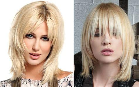 26 Hairstyles For Medium Length Hair:modern Haircuts