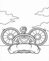 Coloring Paw Patrol Zuma Pages Printable sketch template