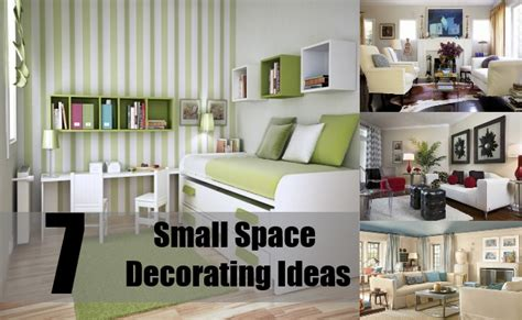 Small Space Decorating Ideas-great Decorating Ideas For