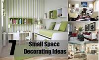 small space decorating ideas Small Space Decorating Ideas - Great Decorating Ideas For Small Spaces | DIY Life Martini