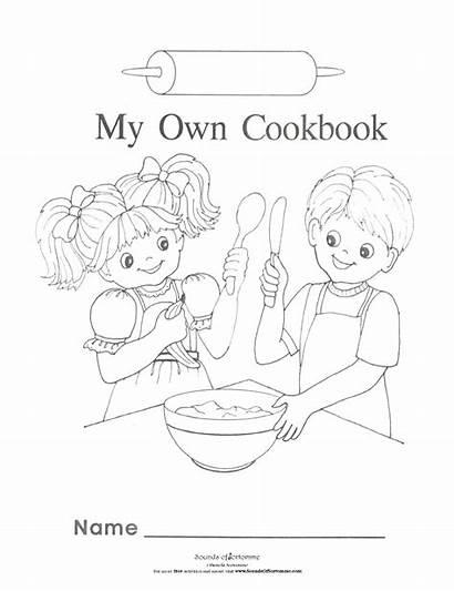 Cookbook Children Childrens