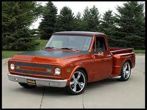 Pics of 1969 Chevy C10 Custom Trucks