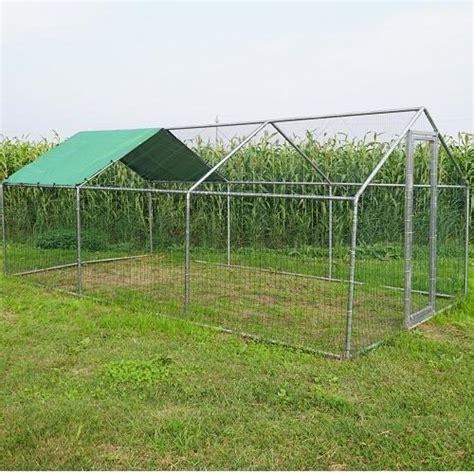 recinti per animali da cortile recinto da giardino per cani 6x3