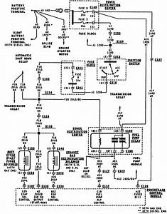 Dodge Ram Fuel Pump Diagram