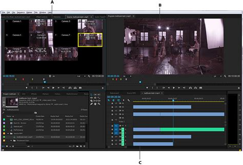 basic premiere pro editing workflow