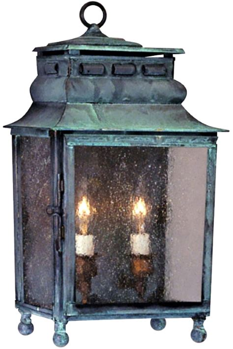 jackson new orleans copper lantern wall sconce for sale