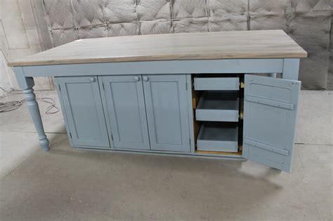 handmade kitchen island custom kitchen island from reclaimed oak ecustomfinishes