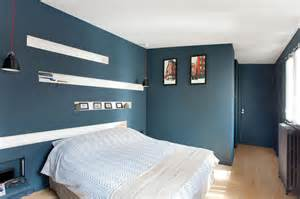 deco chambre bleu petrole design de maison