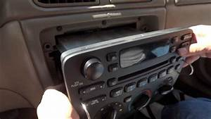 Quick Removal Ford Factory Stereo Cd Player With Removal