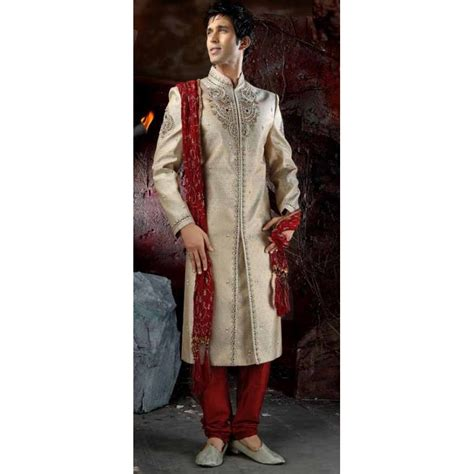 ma cuisine orientale achat tenue indienne marié beige et