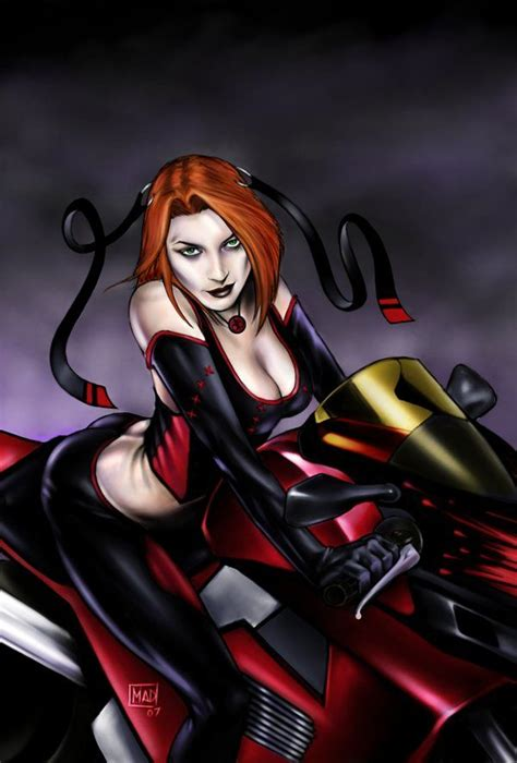 125 Best Images About Badass Bloodrayne On Pinterest