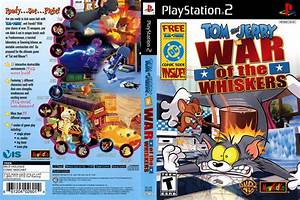 Tom And Jerry In War Of The Whiskers Cover Download • Sony ...