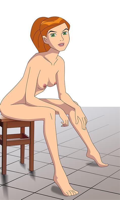 Flexible nude women with big boobs