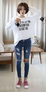51 best Thigh Gap images on Pinterest | Apink naeun Asian beauty and Asian models