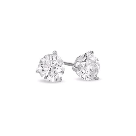 pollock s jewelers paramount gems 3 cttw studs