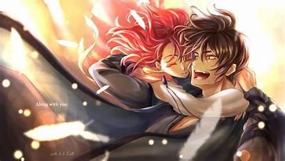 Yona Anime Dawn Akatsuki Kiss Manga Wa