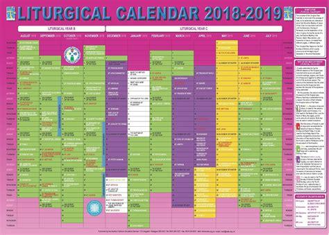 catholic liturgical calendar   calendar