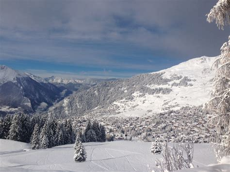 Excellent Snow Conditions In Verbier