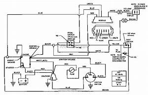 Snapper Ecm Wiring Diagram