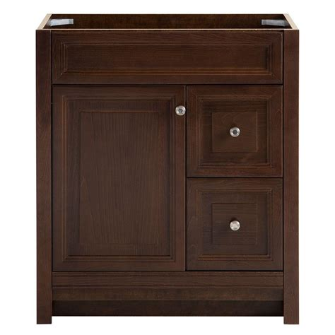 Vanity Cabinet Only by Home Decorators Collection Gazette 30 In Vanity Cabinet