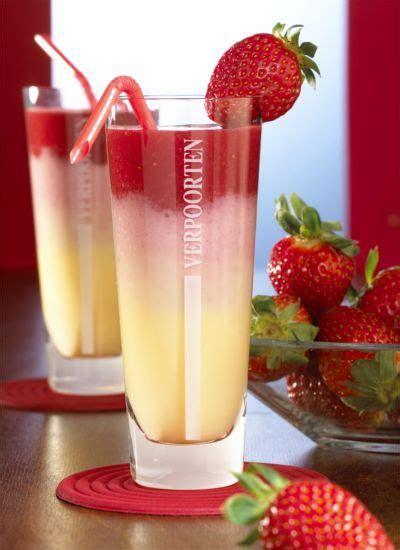 strawberry shooter pina colada rezept rezepte pina colada