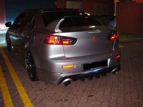 evo x tail lights evolution x led tail lights 07 08 09 10 j dash z racing blog