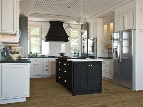 White English Style Kitchen   Traditional   Kitchen   by