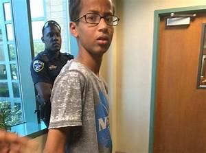 Ahmed Mohamed, 14 ans, nouveau héros de l'Amérique ...