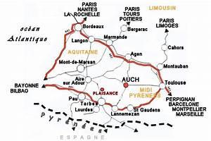 Carte Du Gers Détaillée : carte acces a plaisance du gers ~ Maxctalentgroup.com Avis de Voitures