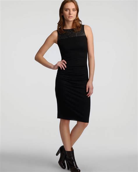 How To Cut Boat Neck Dress by Boat Neck Black Dress Cocktail Dresses 2016