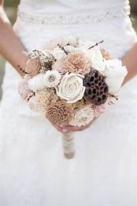 Bouquet Fleur De Coton : 18 mariage bouquet de fleurs d hiver j 39 ai dit oui ~ Teatrodelosmanantiales.com Idées de Décoration
