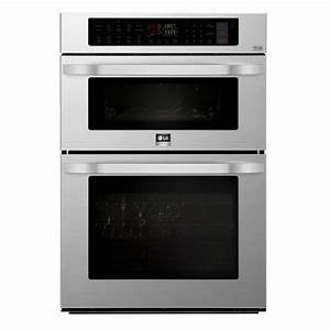 Lg Studio 30 In  Electric Convection And Easyclean Wall