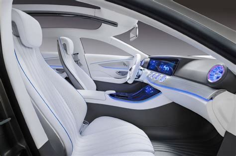 future mercedes interior the mercedes benz concept iaa is a shapeshifting car