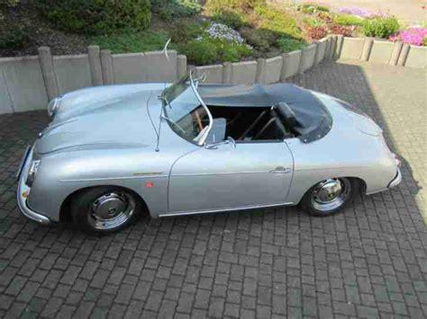 porsche 356 kaufen porsche 356 speedster apal replica oldtimer porsche cars