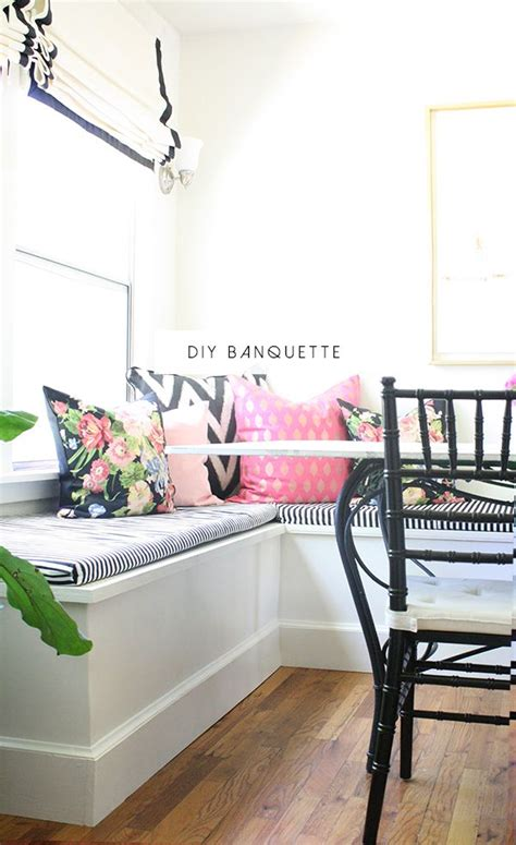 Plans For Building Kitchen Banquette Seating - 25 best ideas about banquette seating on