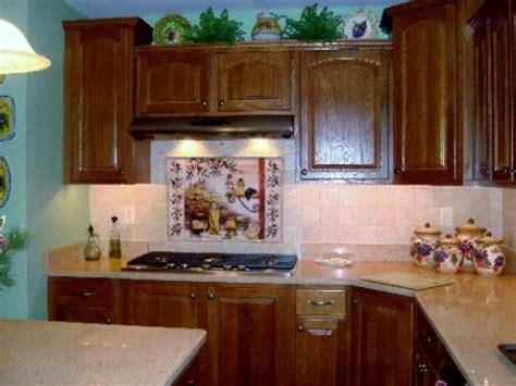 4 Ideas To Create A Tuscan Kitchen Backsplash  Modern
