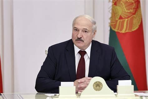 Belarus minister says police could use guns during protests