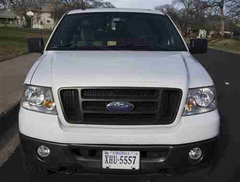 Purchase Used 2006 Ford F150 Fx4- Four Wheel Drive, All