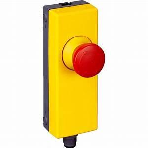 Bouton Arret D Urgence : bouton poussoir d 39 arret d 39 urgence compatible flexi loopn ~ Nature-et-papiers.com Idées de Décoration