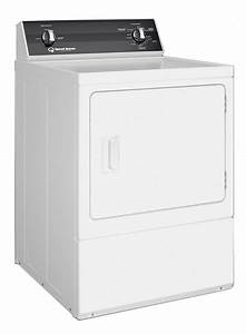 Speed Queen 7 0 Cu  Ft  White Electric Dryer