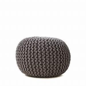 Pouf Pour Salon : pouf design et moderne pour le salon drawer ~ Premium-room.com Idées de Décoration
