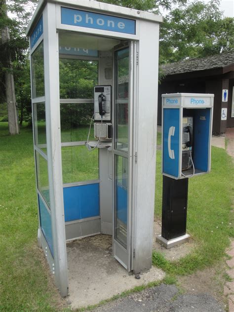 phone booth anachronisms in a digital age webner house