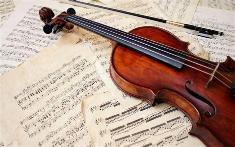 violin full hd wallpaper  background image