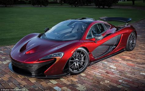 Mclaren P1 Supercar Could Sell For £500,000 Profit