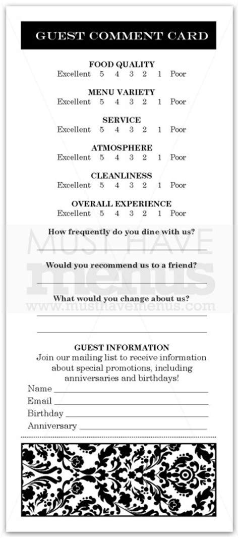 Restaurant Comment Cards Tobias Restaurant Comment Card. Flyer Design Online. Create Social Service Worker Resume Sample. Graduation Gift For Him. Graduation Letter To Son. Mayo Clinic Graduate School. Old Paper Template. Graphic Design Proposal Template. Teacher Planning Book Template